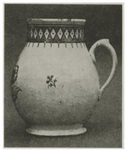 Výrobek plzeňské porcelánky