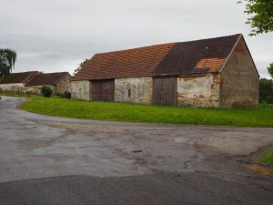 stodola v Řesanicích