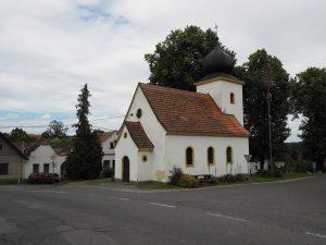 kaple Hradiště