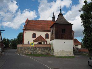kostel sv. Mikuláše Lnáře