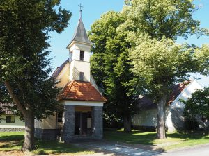 kaple Panny Marie v Jetenovicích