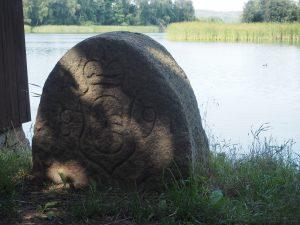kámen u rybníka Zákup