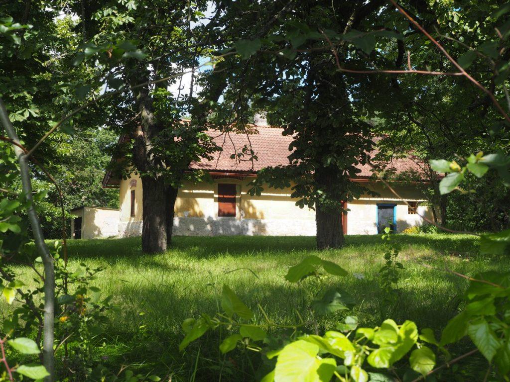 chatka na samotě