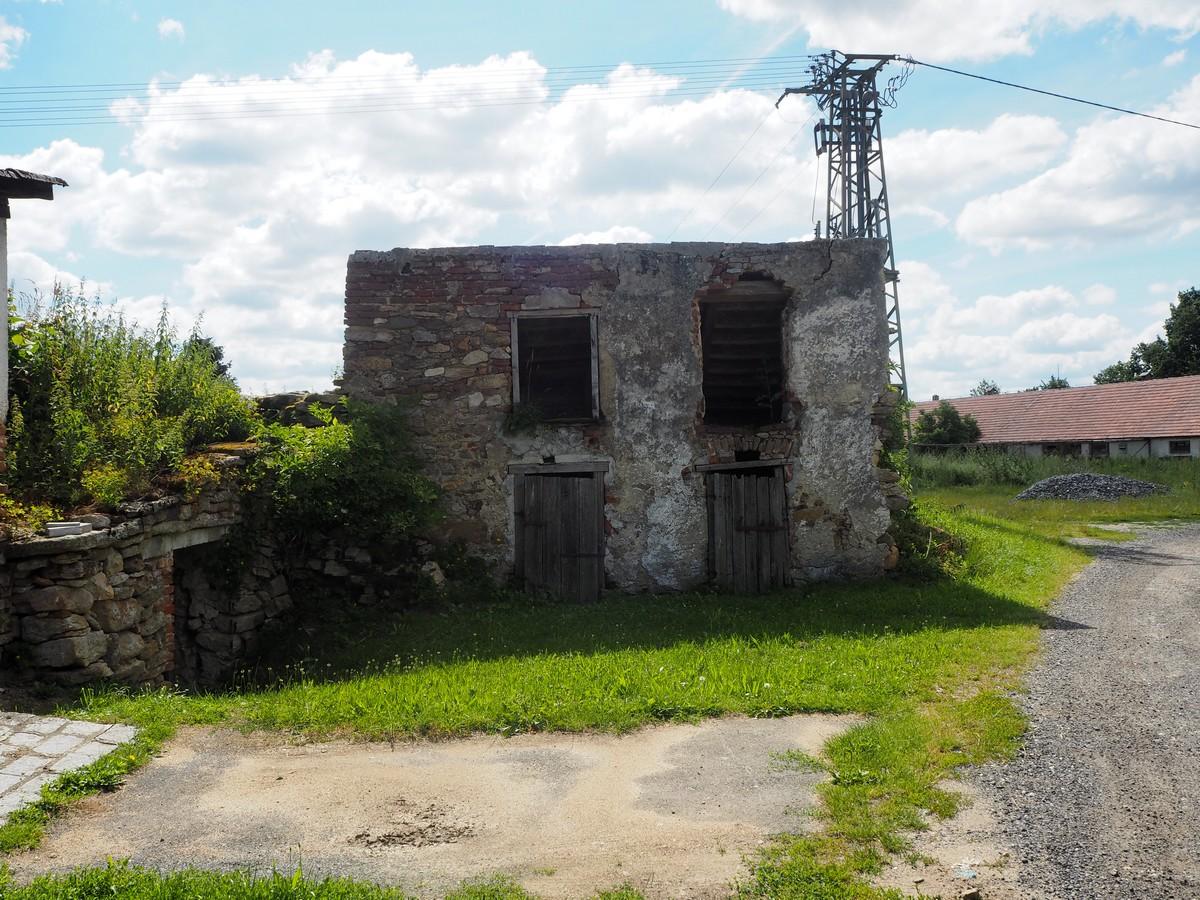 kolna u bývalého cukrovaru/lihovaru