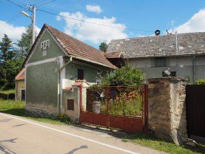 stavení v Újezdu u Chanovic