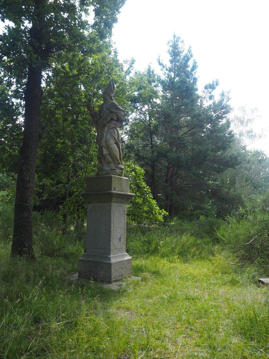 socha sv. Martina