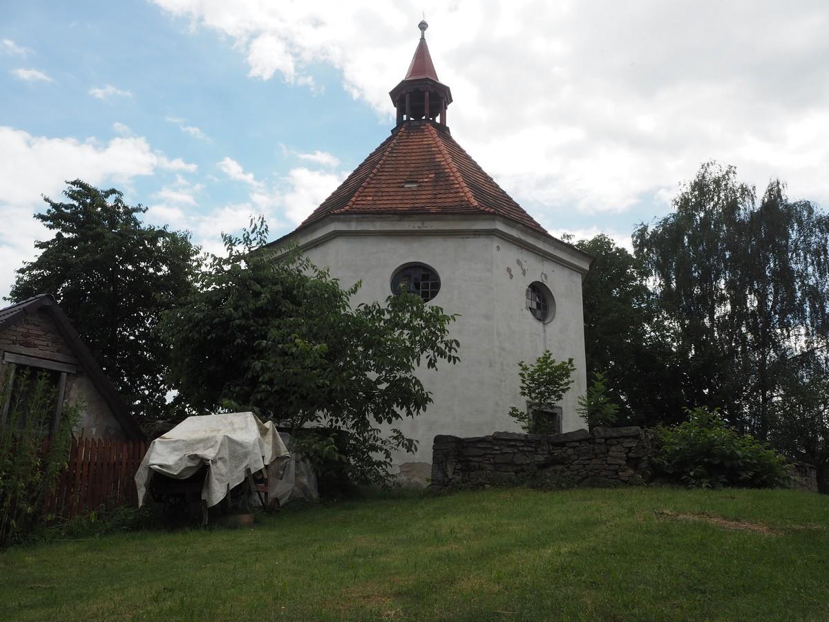 kaple sv. Antonína Paduánského