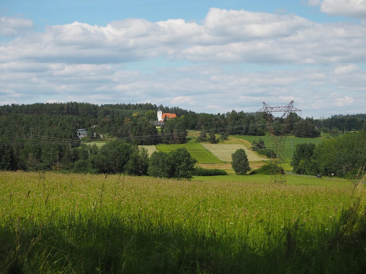 poslední pohled na Kvášňovice