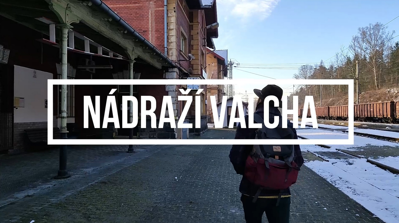 Plzeň známá neznámá: Nádraží Valcha