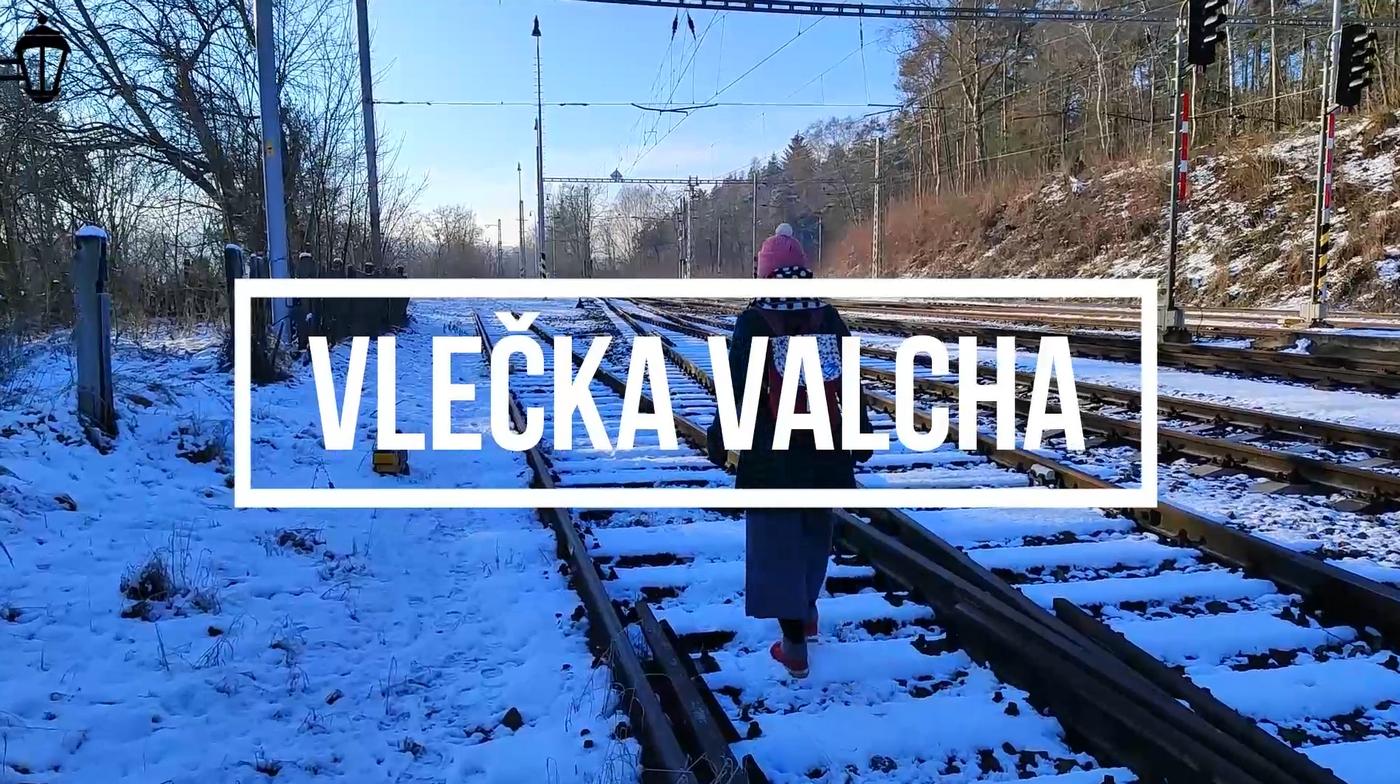 Plzeň známá neznámá: Vlečka Valcha