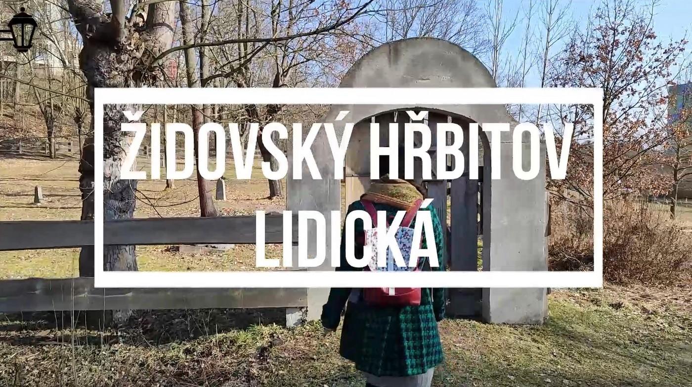 Plzeň známá neznámá: Židovský hřbitov Lidická