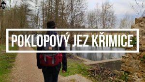 Plzeň známá neznámá: Poklopový jez Křimice