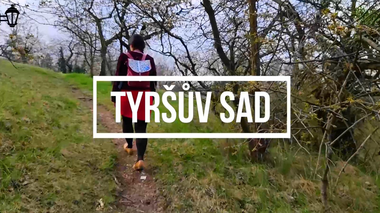Plzeň známá neznámá: Tyršův sad