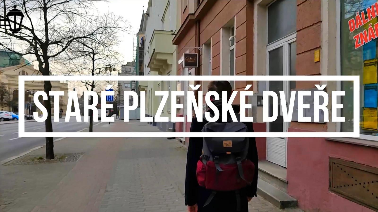 Plzeň známá neznámá: Staré plzeňské dveře