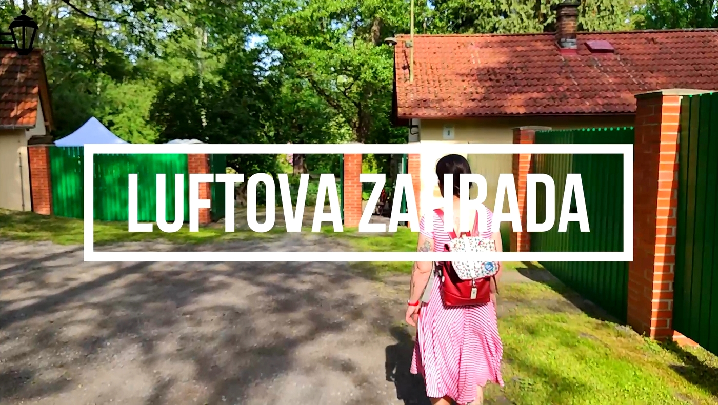 Plzeň známá neznámá: Luftova zahrada