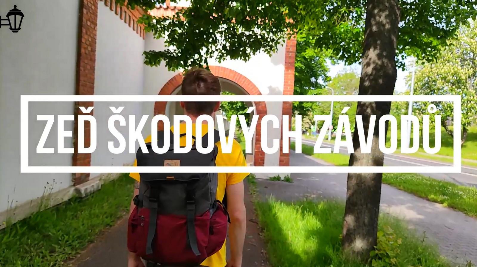 Plzeň známá neznámá: Zeď škodových závodů
