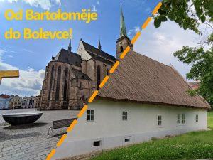 Od Bartoloměje do Bolevce: Registrace