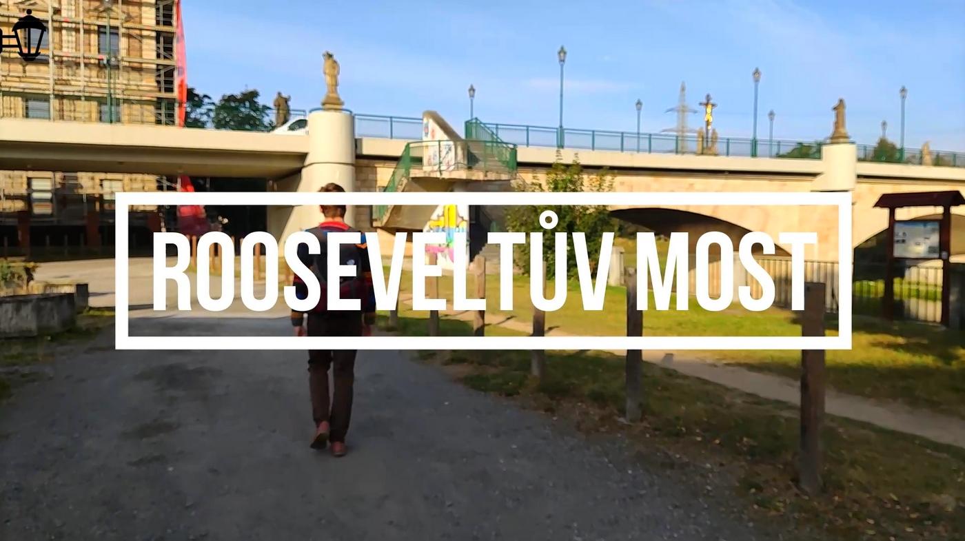 Plzeň známá neznámá: Rooseveltův most